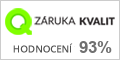 Banner zarukakvalit.cz na Vaše stránky